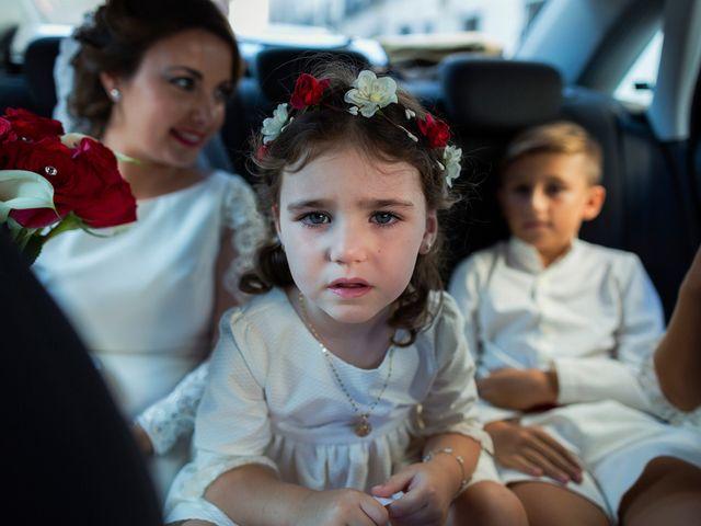 La boda de Iván y Alejandra en Zalamea De La Serena, Badajoz 21