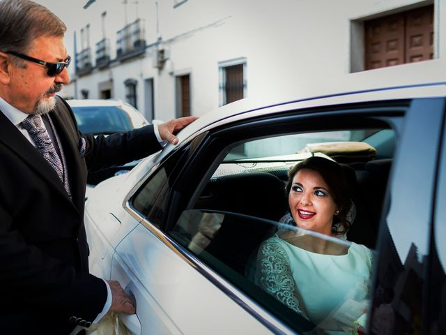 La boda de Iván y Alejandra en Zalamea De La Serena, Badajoz 22