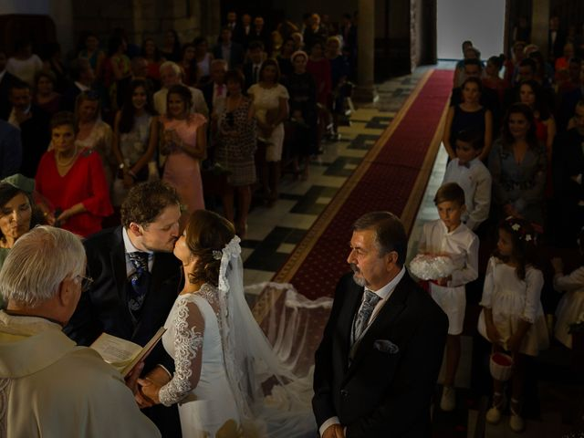 La boda de Iván y Alejandra en Zalamea De La Serena, Badajoz 24