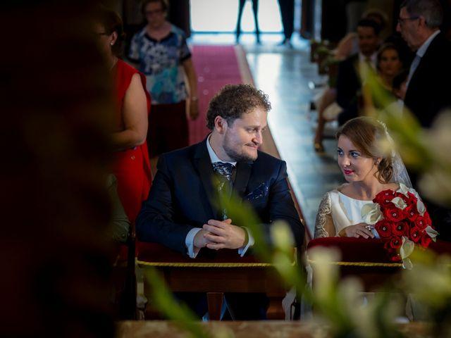 La boda de Iván y Alejandra en Zalamea De La Serena, Badajoz 26