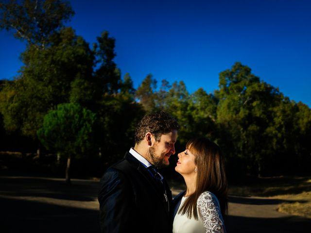 La boda de Iván y Alejandra en Zalamea De La Serena, Badajoz 31