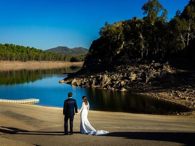 La boda de Iván y Alejandra en Zalamea De La Serena, Badajoz 35