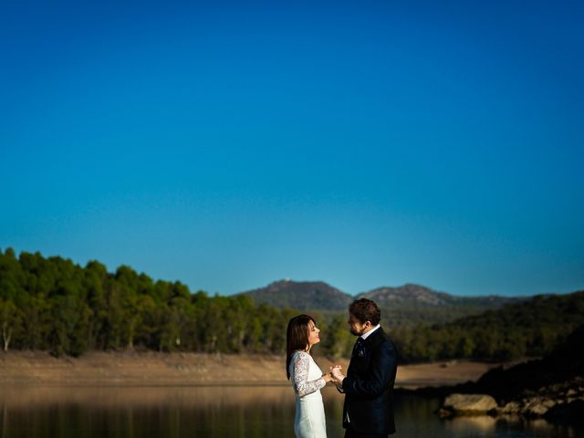 La boda de Iván y Alejandra en Zalamea De La Serena, Badajoz 38