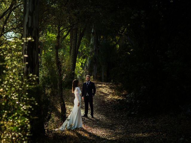 La boda de Iván y Alejandra en Zalamea De La Serena, Badajoz 45
