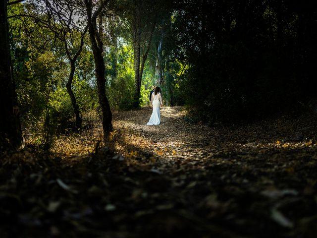 La boda de Iván y Alejandra en Zalamea De La Serena, Badajoz 47