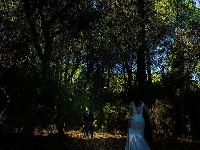 La boda de Iván y Alejandra en Zalamea De La Serena, Badajoz 49