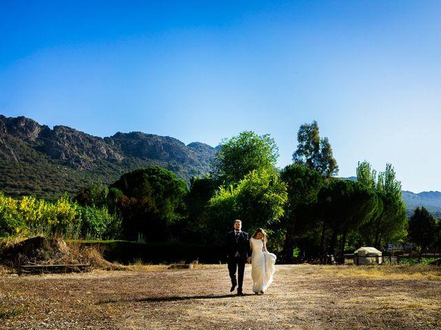 La boda de Iván y Alejandra en Zalamea De La Serena, Badajoz 58