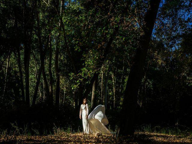 La boda de Iván y Alejandra en Zalamea De La Serena, Badajoz 60