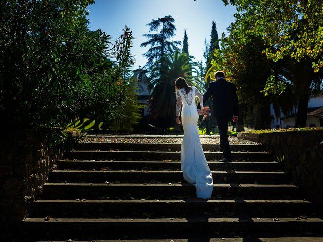 La boda de Iván y Alejandra en Zalamea De La Serena, Badajoz 69