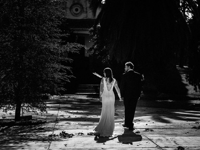 La boda de Iván y Alejandra en Zalamea De La Serena, Badajoz 70