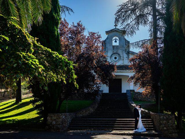 La boda de Iván y Alejandra en Zalamea De La Serena, Badajoz 71