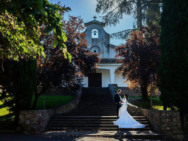 La boda de Iván y Alejandra en Zalamea De La Serena, Badajoz 72