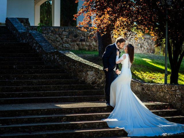 La boda de Iván y Alejandra en Zalamea De La Serena, Badajoz 73
