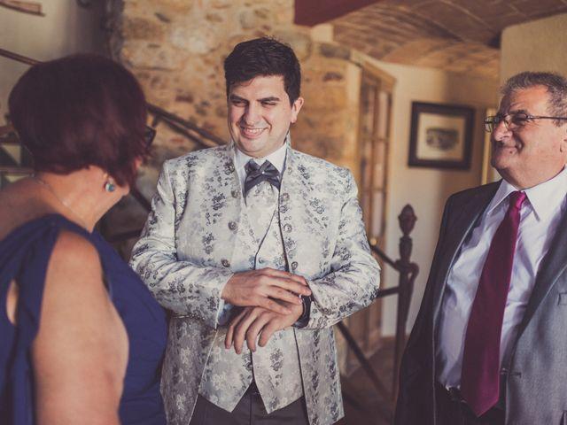 La boda de Xavi y Tamara en Peralada, Girona 8