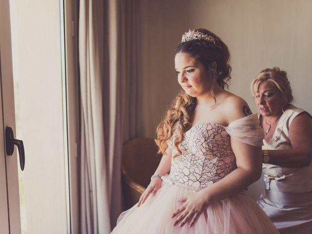 La boda de Xavi y Tamara en Peralada, Girona 15