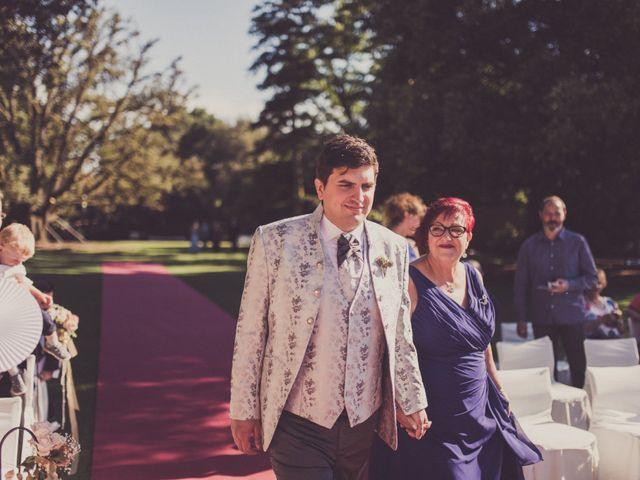 La boda de Xavi y Tamara en Peralada, Girona 25
