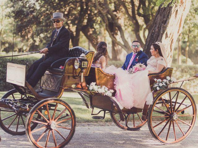 La boda de Xavi y Tamara en Peralada, Girona 26