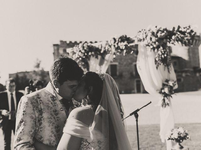 La boda de Xavi y Tamara en Peralada, Girona 33