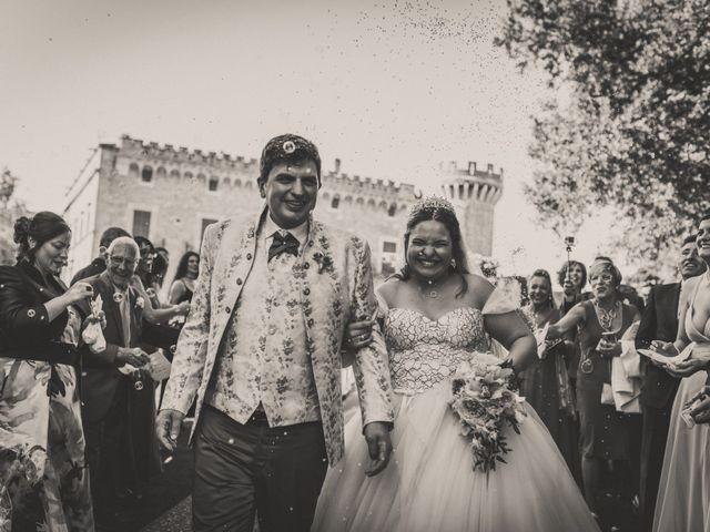 La boda de Xavi y Tamara en Peralada, Girona 34