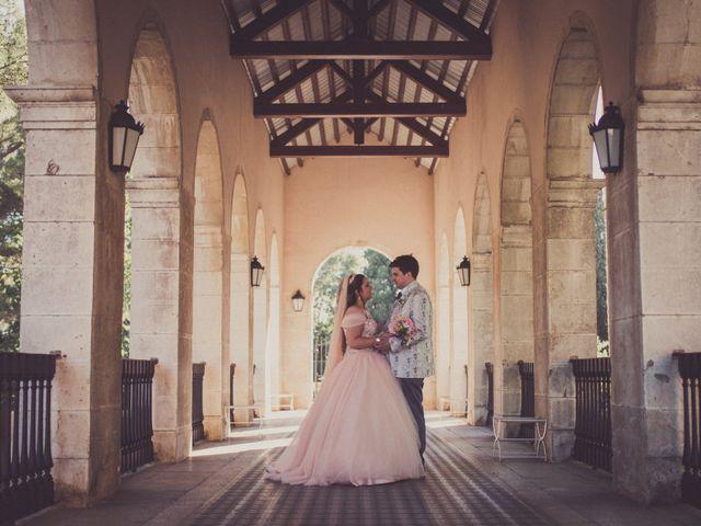 La boda de Xavi y Tamara en Peralada, Girona 35