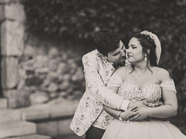La boda de Xavi y Tamara en Peralada, Girona 37