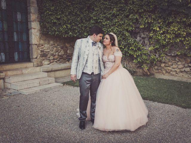 La boda de Xavi y Tamara en Peralada, Girona 38