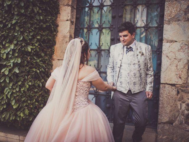 La boda de Xavi y Tamara en Peralada, Girona 41