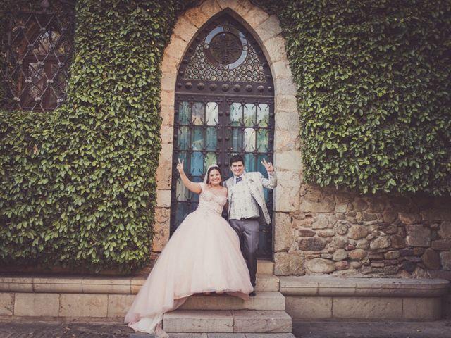 La boda de Xavi y Tamara en Peralada, Girona 42