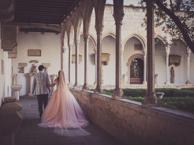 La boda de Xavi y Tamara en Peralada, Girona 43