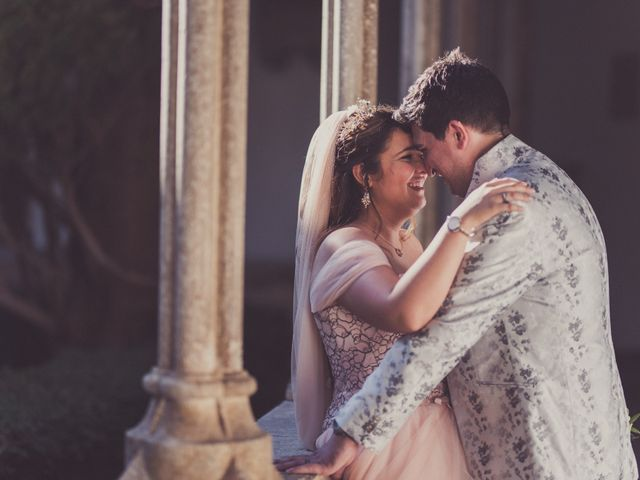 La boda de Xavi y Tamara en Peralada, Girona 44