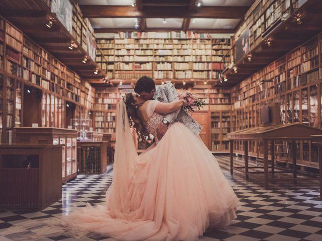 La boda de Tamara y Xavi