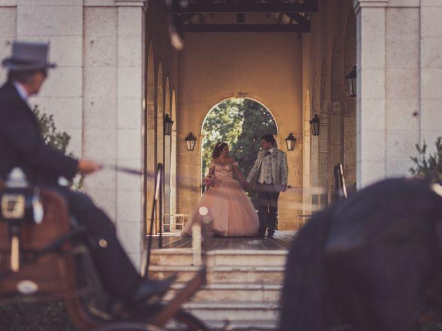 La boda de Xavi y Tamara en Peralada, Girona 48