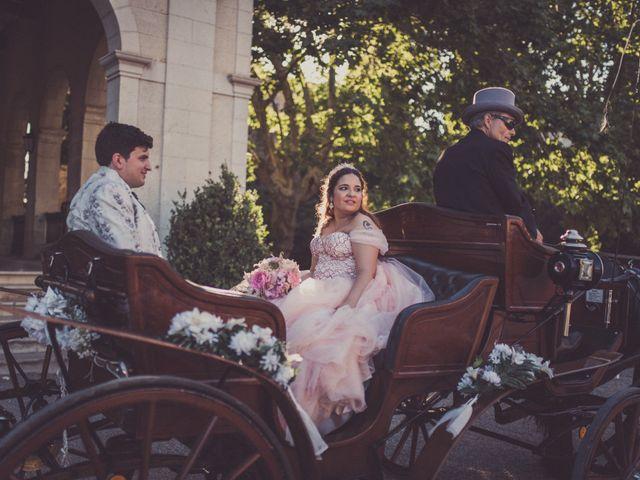 La boda de Xavi y Tamara en Peralada, Girona 49