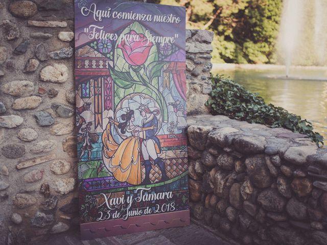 La boda de Xavi y Tamara en Peralada, Girona 50