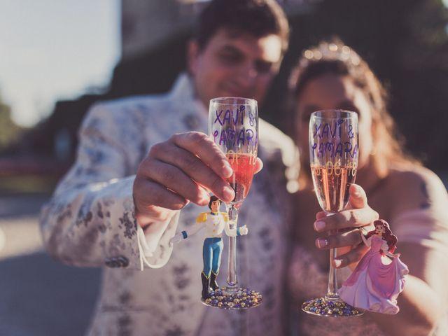 La boda de Xavi y Tamara en Peralada, Girona 52
