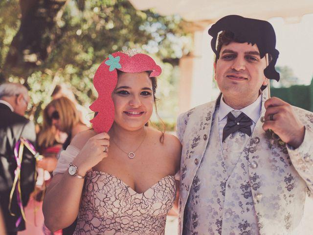 La boda de Xavi y Tamara en Peralada, Girona 56