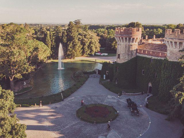 La boda de Xavi y Tamara en Peralada, Girona 57