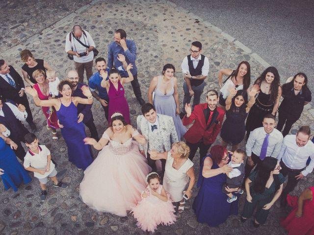 La boda de Xavi y Tamara en Peralada, Girona 58