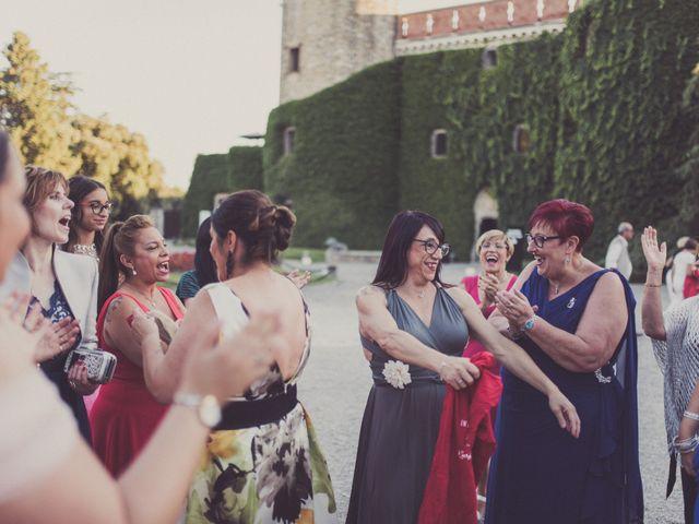 La boda de Xavi y Tamara en Peralada, Girona 61