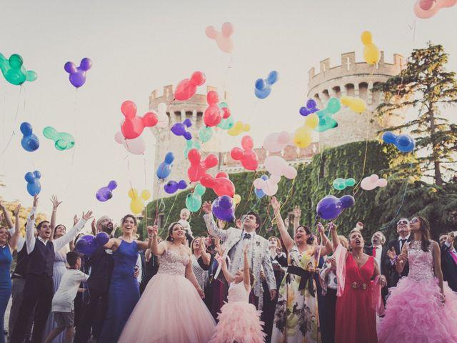 La boda de Xavi y Tamara en Peralada, Girona 62
