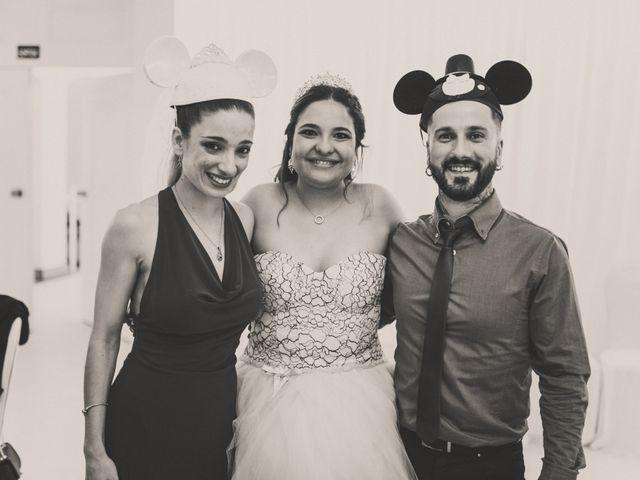 La boda de Xavi y Tamara en Peralada, Girona 74