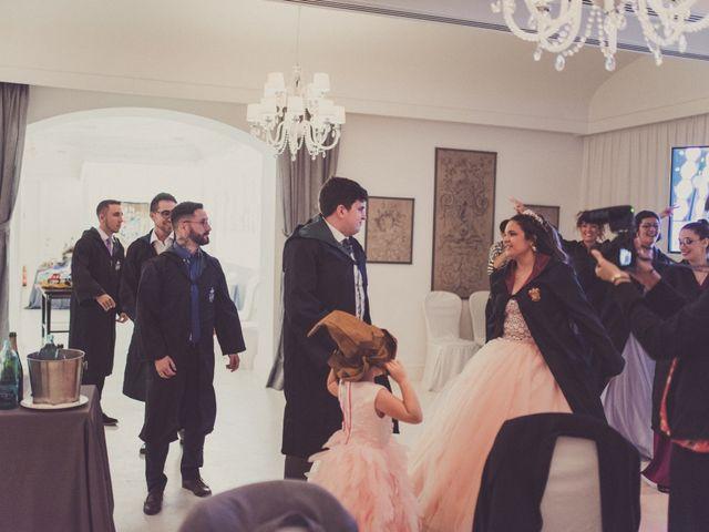 La boda de Xavi y Tamara en Peralada, Girona 76