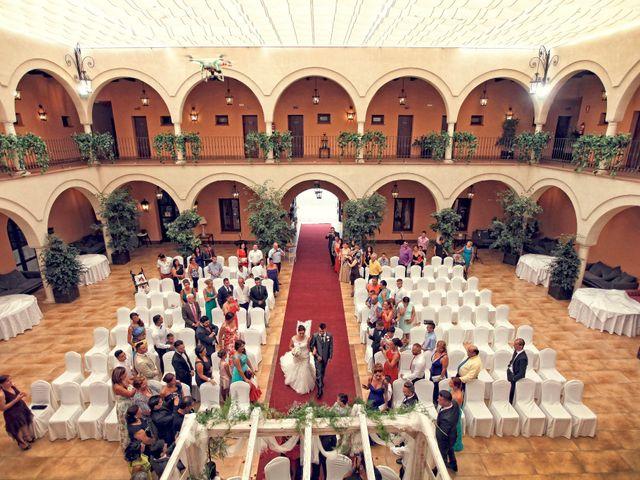 La boda de Sergio y María en Huelva, Huelva 11