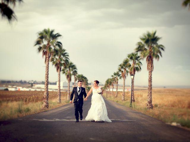 La boda de Sergio y María en Huelva, Huelva 17