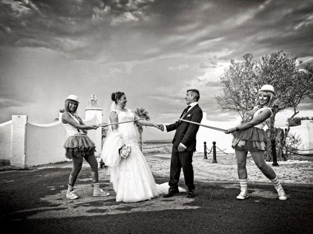 La boda de Sergio y María en Huelva, Huelva 19