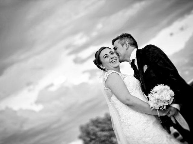 La boda de María y Sergio
