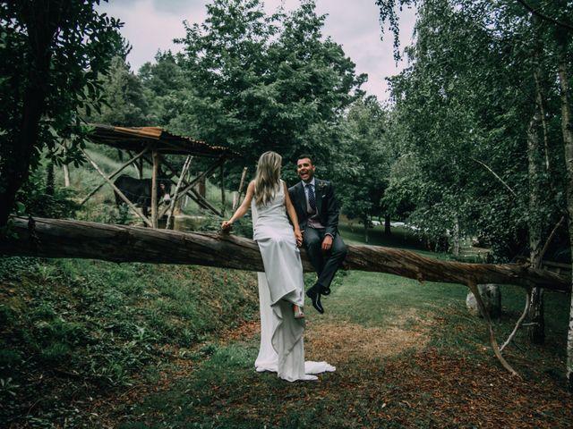 La boda de Ainara y Quique