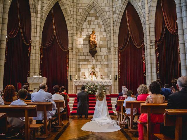 La boda de Quique y Ainara en Forua, Vizcaya 8
