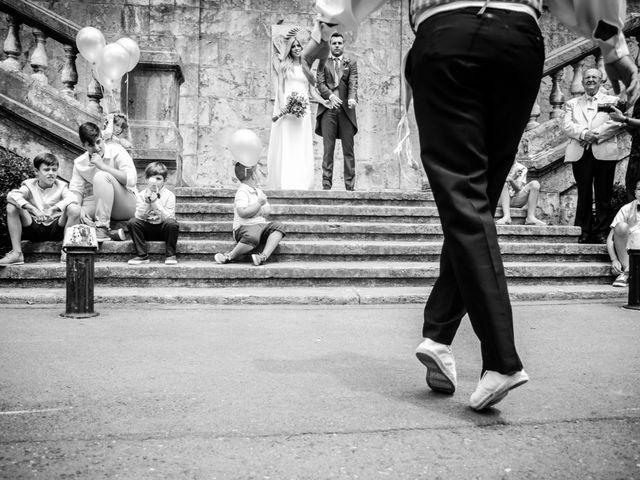 La boda de Quique y Ainara en Forua, Vizcaya 10