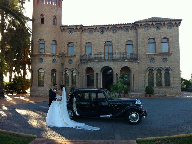 La boda de Iván y Ana en Almassora/almazora, Castellón 1